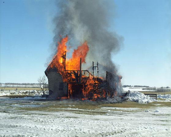Barn Burning 2 Essay