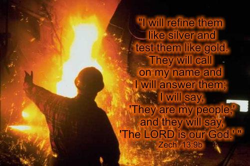 Gods Refining Fire