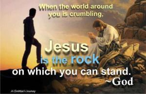 Jesus_is_the_rock_image