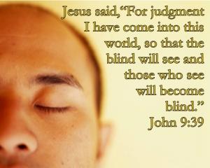 blind see