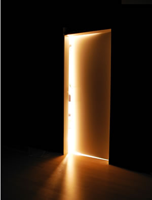 door-in-dark
