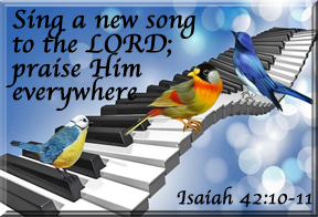 Isaiah42-10-11